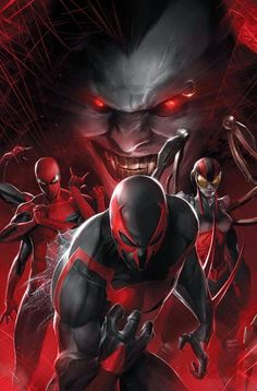 Spider-verse | A primeira grande Saga com TODOS OS HOMENS-ARANHA! - Actions e Comics