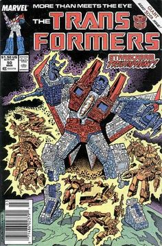 Transformers Issue # 50