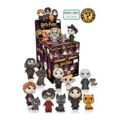 Caja figura sorpresa Harry Potter