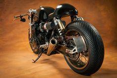 CAFÉ RACER 76: Honda CB 750 Seven Fifty by Ruleshaker