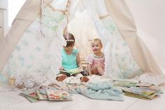 Every kid loves to have a reading nook. So I made no hesitation and made a DIY Reading nook. Story time will never be the same again! Reading Time, Reading Nook, No Sew Teepee, Story Time, Toddler Bed, Learning, Diy, Teepees, Interior Design