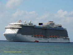 Royal Princess cruise ship profile.  Information including menus and officer interviews plus a photo tour of the Princess Cruises' largest #cruise ship. http://beyondships.com/Princess-RP-Profile.html.