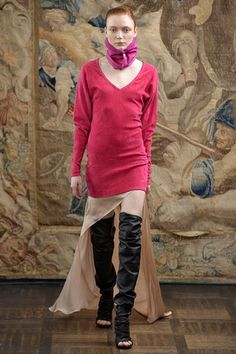 Jitrois Ready To Wear Fall Winter 2014 Paris