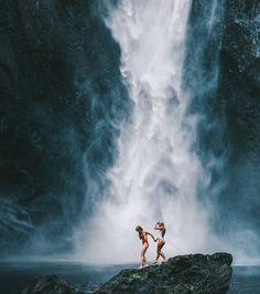 Wallaman Falls - Queensland, Australia