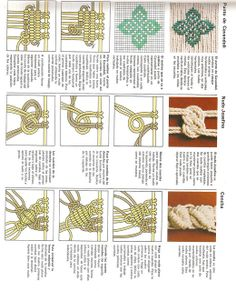 MACRAME by honeymadera, via Flickr