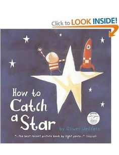 Use imagination to think of ways to catch a star.