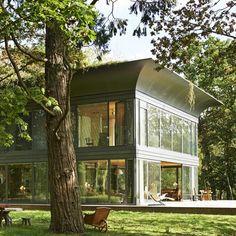 Maisons P.A.T.H. : le préfabriqué écologique de demain par Philippe Starck
