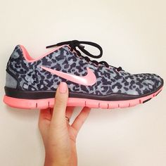 Cheetah Nikes