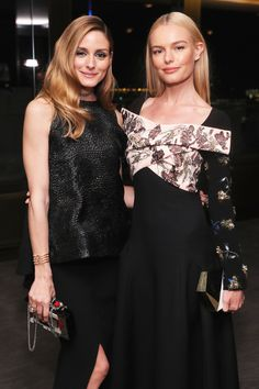 Kate Bosworth, Olivia Palermo, and More Get All Fancied Up for Montblanc's 110th Anniversary from InStyle.com