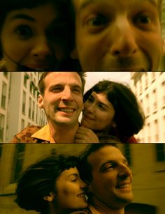 Amelie. My all time favorite movie.