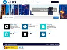 Ágora é o portal de literatura científica sobre Administración Pública participado polo INAP e Dialnet. O Portal, Bar Chart, Desktop Screenshot, Polo, Tools, Literatura, Polos, Bar Graphs, Tee
