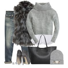 """MY SHADES OF GREY"" by lisa-holt on Polyvore"