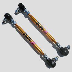 Racing Sway Bar Tie Rods on Uniball