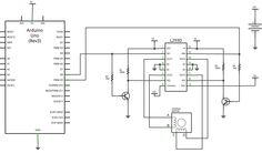conexionado motores paso a paso con Arduino y L293D   DIYMakers
