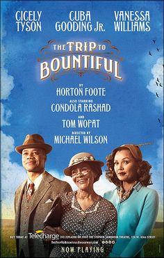 The Trip to Bountiful - 2014 - DVDRip Film Afis Movie Poster