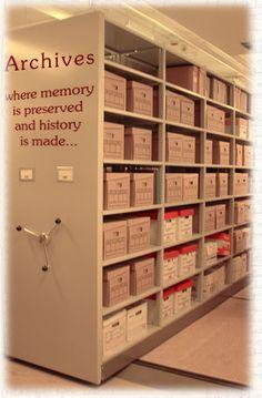 archives inscription