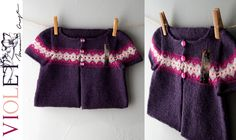 Violet (50 LEI la maawcraft.breslo.ro) Kids Clothing, Kids Outfits, Crop Tops, Clothes, Women, Fashion, Outfits, Moda, Clothing