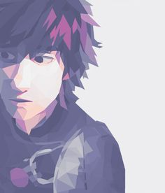 Geometric Hiccup art <3