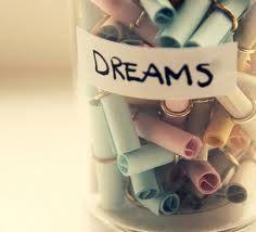 Een pot vol met dromen....