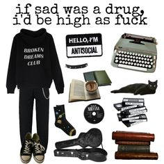 Teen Fashion Outfits, Edgy Outfits, Retro Outfits, Cute Casual Outfits, Grunge Outfits, Grunge Fashion, Vintage Outfits, Aesthetic Fashion, Aesthetic Clothes