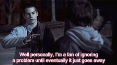 Teen Wolf because Stiles is awesome