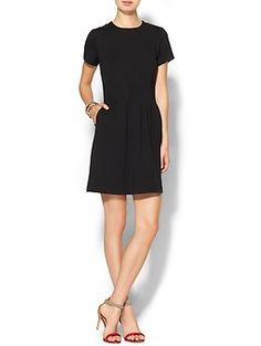 Tinley Road Pleated Fit N Flare Dress | Piperlime