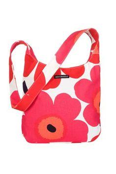 Clover shoulder bag by Marimekko