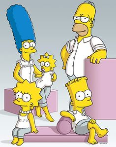 The Simpsons│ Los Simpson - - - - - -