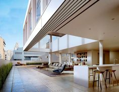 Shigeru Ban's Penthouses Atop a 132-Year Old Tribeca Building | MR.GOODLIFE. - The Online Magazine for the Goodlife.