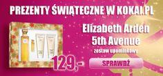 Perfumy Elizabeth Arden 5th Avenue w zestawie tylko za 129zł - idealny prezent na święta! http://www.kokai.pl/zestawy/elizabeth-arden/5th-avenue/zestaw-dla-pan-4-elementy-a