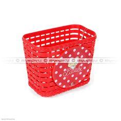 Koszyczek Lillebi do rowerka biegowego Plastic Laundry Basket, Hamper, Decor, Decoration, Decorating, Basket, Deco