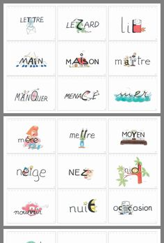 Learning To Write, Kids Learning, French Education, Writing Exercises, French Classroom, Education Logo, Montessori Activities, French Lessons, Learn French