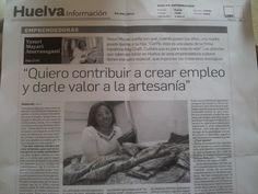 Periódico Huelva Información Septiembre/2013
