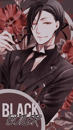 The Phantomhive Household Hot Anime Boy, Anime Love, Anime Guys, Black Butler Meme, Black Butler Sebastian, Black Butler Characters, Anime Characters, Butler Anime, Black Butler Kuroshitsuji