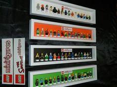La main présentoir pour figurine LEGO série par MissIrisCreations                                                                                                                                                                                 More
