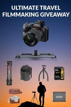 Ultimate Travel Filmmaker Giveaway!