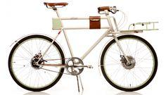 Faraday Porteur bicicleta eléctrica  http://buenespacio.es/faraday-porteur-bicicleta-electrica.html  #bicicleta #ebike #faraday #porteur #electrica