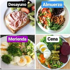 """619 Me gusta, 13 comentarios - Adelgazar.consalud (@adelgazar.consalud) en Instagram: """"➖➖➖➖➖➖➖➖➖➖➖ 📣Perder 5 a 10kg en solo 18 dias? Si es posible 😉😊🏋♀ .. ✔Para saber más acceda Nuestro…"""" Veggie Recipes, Real Food Recipes, Diet Recipes, Snack Recipes, Healthy Recipes, Healthy Life, Healthy Snacks, Healthy Eating, Time To Eat"""
