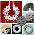 DIY wreaths - Bing Afbeeldingen