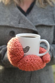 Warm coffee and cozy mittens on a cold day. Follow us! - RP by Splashtablet the suction-mount Kitchen #iPad Case. Cook this while you watch Netflix! Free Shipping on #Amazon. Come see the reviews!
