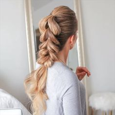 Easy Hairstyles For Medium Hair, Cool Hairstyles, Hairstyles Videos, Wedding Hairstyles, Hairstyles For Nurses, Side Braids For Long Hair, Casual Hairstyles For Long Hair, Halloween Hairstyles, Toddler Hairstyles