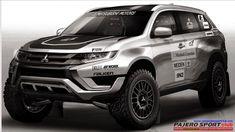มาแล้ว All New Pajero Sport แนว Offroad - มุมแต่งรถ All New Pajerosport - New Mitsubishi Pajero Sport Club Thailand