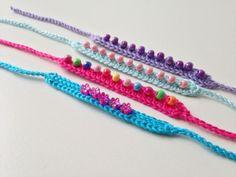 maRRose - CCC: friendship bracelets