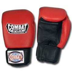 Combat Sports Thai Style Sparring Gloves now available from http://www.karatemart.com