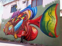 "Mexico - Global Graffiti, Street Art & Funky Words - Funk Gumbo Radio - Funk Gumbo Radio: http://www.live365.com/stations/sirhobson and ""Like"" us at: https://www.facebook.com/FUNKGUMBORADIO"