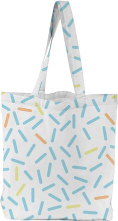Bacteria Tote Bag, available at Print All Over Me