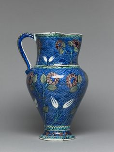 Turkey	(place of creation) Iznik	(probable place of creation) Date 1530 - 1550	 Ottoman Period (1281 - 1924)