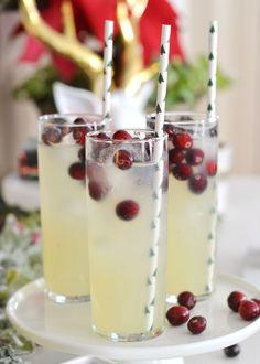 Katie's Secret Sangria | The Best Christmas Punch Recipe