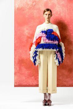 delpozo pre-fall 2016 cookbook :: cool chic style fashion