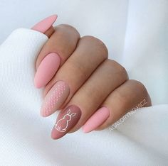 Chic Pink Easter Nails nails 61 Easy and Simple Easter Nail Art Designs Easter Nail Designs, Easter Nail Art, Nail Art Designs, Nails Design, Polish Easter, Henna Designs, Cute Nails, Pretty Nails, My Nails